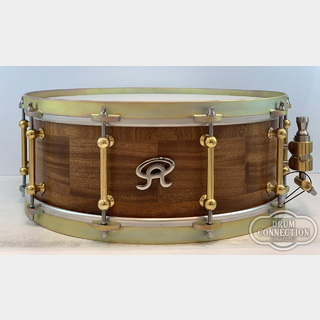 "Angel Drums EXOTIC SERIES Mahogany 14""×5.5"" ~Copper Finish~【正規輸入品】【送料無料】"