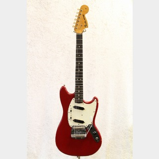 Fender 1966 Mustang / RED