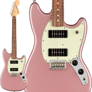 Fender Mexico Player Mustang 90 (Burgundy Mist Metallic/Pau Ferro) [Made In Mexico]【お取り寄せ品】