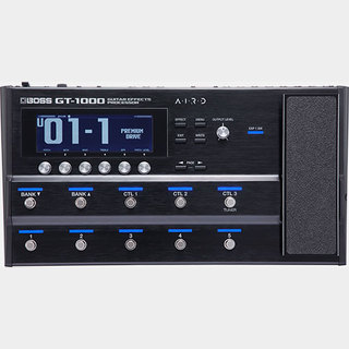 BOSSGT-1000 Guitar Effects Processor 【即納可能!!】