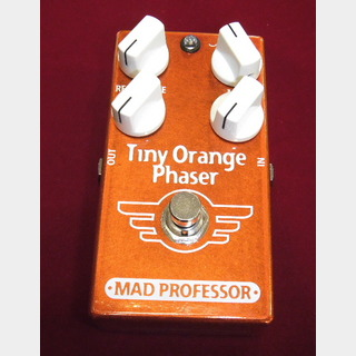 MAD PROFESSOR Tiny Orange Phaser FAC 【決算SALE大特価】【限定1台】【送料無料】