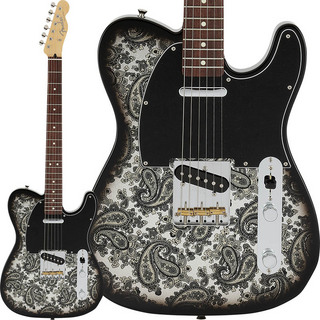Fender Made in JapanMade in Japan Limited Telecaster (Black Paisley) [Made in Japan] 【入荷次第お届け】