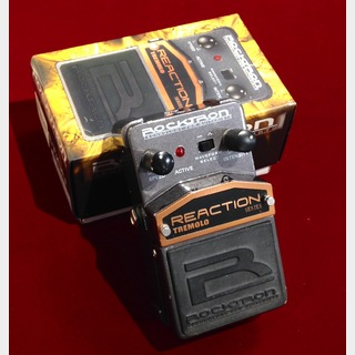 Rocktron REACTION TREMOLO 【中古】【箱取説付】