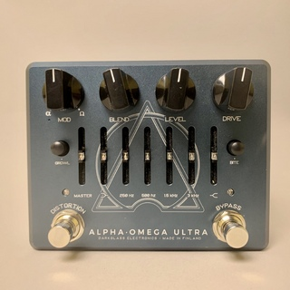 Darkglass Electronics ALPHA·OMEGA ULTRA V2 (WITH AUX-IN)