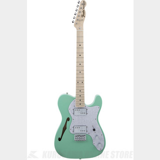 Fender Made in Japan Traditional Traditional 70s Telecaster Thinline (Surf Green)