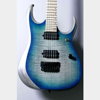 Ibanez RGD61AL【Stained Sapphire Blue Burst】【6弦】