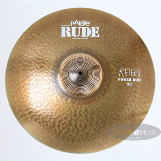 "PAiSTe Power Ride 22"" [Dave Lombardo's Inspiration -Reign- / 3810g]【店頭展示特価品】"