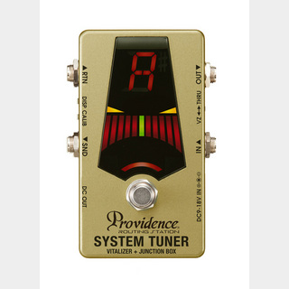 Providence STV-1JB CPG [TOTAL ROUTING SYSTEM with TUNER] 【限定カラー:シャンパンゴールド】