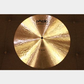 "PAiSTeFormula 602 Modern Essentials 15"" Hi-Hats (pair.)【定価より30%OFF!】"