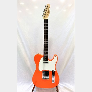 Squier by Fender Affinity Telecaster Competition Orange/Rosewood 【展示処分特価】