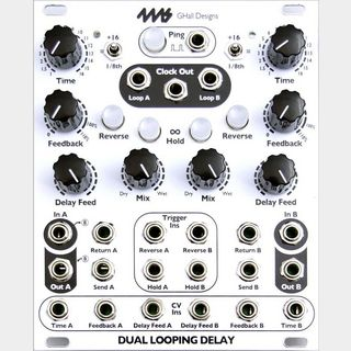 4ms Dual Looping Delay