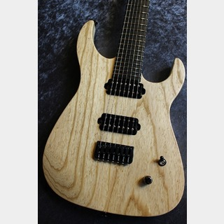 Caparison Dellinger 7 FX-AM Natural Matt #3320015【24フレット】【人気モデル】【7弦】