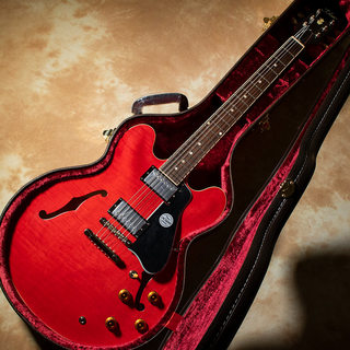 Tokai ES224 SR(Seethrough Red)