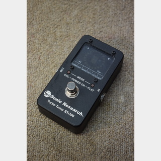 Sonic Research【中古】Turbo Tuner ST-300