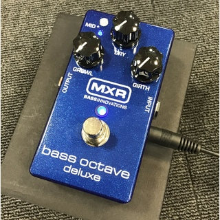 MXR Bass Octave Deluxe / M288 【正規輸入品 アウトレット特価】