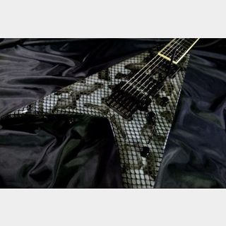 Jackson USA Select Series KV2 King V / Snake Skin