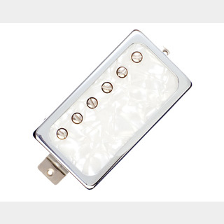 LOLLAR PICKUPS Imperial® Standard Humbucker Pickup/Bridge/F-Spaced/Pearl/4-Conductor