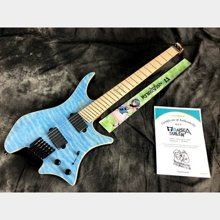 strandberg Boden J6 RAS LOCK -Caribbean Light Blue-