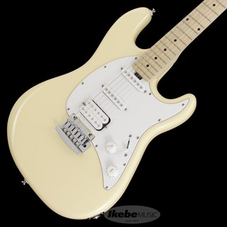 Sterling by MUSIC MAN S.U.B. Series CT30HSS (Vintage Cream)