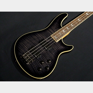 SCHECTER AD-OM-EXT-4 See-Thru Black