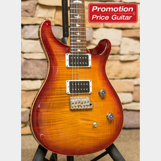 PRS CE24 2017 Dark Cherry Sunburst