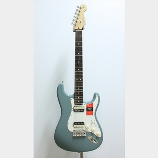 Fender American Professional Stratocaster  HH Shawbucker, Rosewoood Fretboard / Sonic Gray