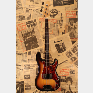 "Fender 1959 Precision Bass ""Slab Finger Board with Excellent Clean Condition"""