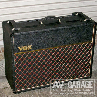 VOX AC30 TOP BOOST  w/Reverb  1990年製 Made in England