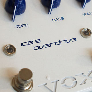 VOX ICE9 Overdrive Joe Satriani