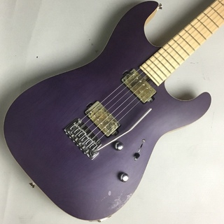 SAITO GUITARS S-622 Trans Purple