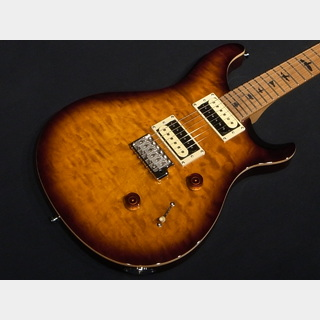 Paul Reed Smith(PRS) SE CUSTOM24 Roasted Maple Limited TN Tobacco Sunburst