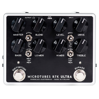 Darkglass Electronics Microtubes B7K Ultra V2 with Aux In