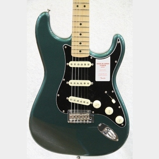 Fender Made in Japan Hybrid 68 Stratocaster / Sherwood Green Metallic★SPセールファイナル!22日まで★