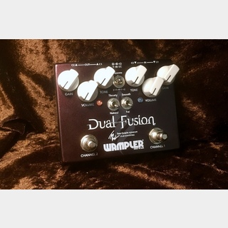 Wampler Pedals Dual Fusion ☆送料無料☆