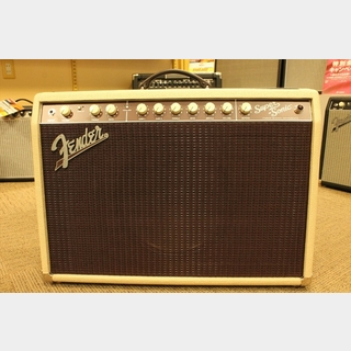Fender Super-Sonic 22 Combo / Blonde and Oxblood