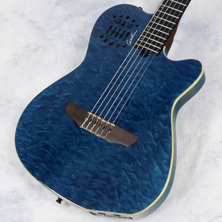 Godin ACS SA Quilt Top Shinkai Blue 【神戸三宮店】