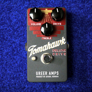 Greer Amps Limited Tomahawk OD Slate Grey です