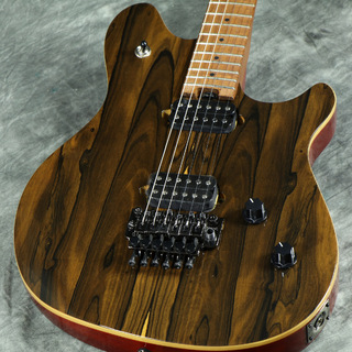 EVH Wolfgang WG Standard Exotic Ziricote Baked Maple Fingerboard Natural【WEBSHOP】