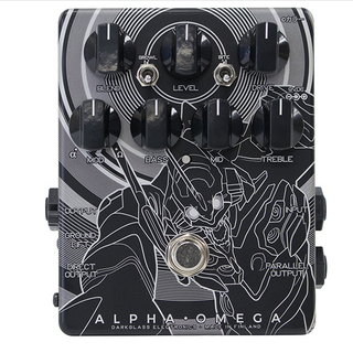 Darkglass ElectronicsAlpha Omega Japan Limited  EVA 初号機 ver.【箱ボロ特価】