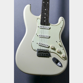 J.W.Black Guitars JP-S Light Aged-Olympic White- #190001【リニューアルモデル!】