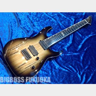 E-II M-II-7 NT HIPSHOT 【Dark Brown Natural Burst】