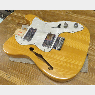 Fender Japan TN72-70 Natural Body and Pickup Assembly