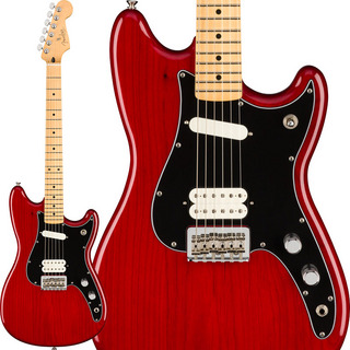 Fender Mexico Player Duo-Sonic HS (Crimson Red Transparent/Maple) [Made In Mexico]【お取り寄せ品】