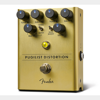 Fender PUGILIST DISTORTION PEDAL[234534000]