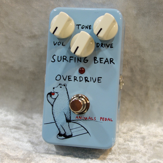 Animals Pedal SURFING BEAR OVERDRIVE 【待望の復活!!送料無料!!】