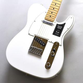 Fender PLAYER TELECASTER MN / PWT(Polar White)