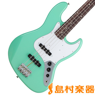 FenderHybrid 60s Jazz Bass Rosewood Surf Green
