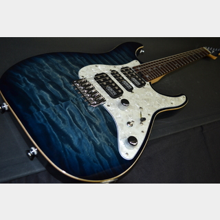 SCHECTER SD-DX-24-AS-FXD BLNS/R