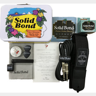 Solid Bond Ken Yokoyama Electric Guitar Starter Set [SS-KY]