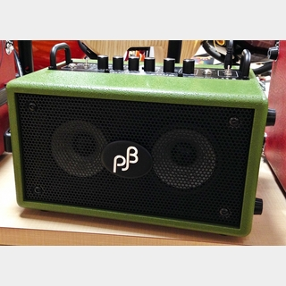 Phil Jones Bass Double Four BG-75 / Desert Green【限定カラー】【専用ケース付き】